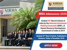 Best B School in India MBA Admissions 2020