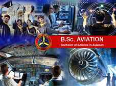 B.Sc. AVIATION BACHELORS DEGREE