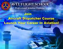 VIRTUAL LIVE CLASS AIRCRAFT  FLIGHT DISPATCHER COURSE