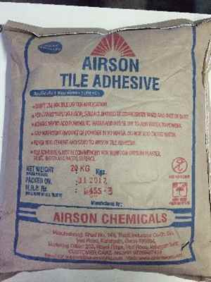 Ready mix dry plaster Manufacture Airson Chemical