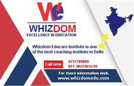 Best Medical JEE and foundation Coaching Institute in Delhi