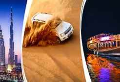DESERT SAFARI DEALS BY DREAM NIGHT TOURISM