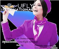 UFLY AVIATION ACADEMY AIR HOSTESS TRAINING ACADEMY