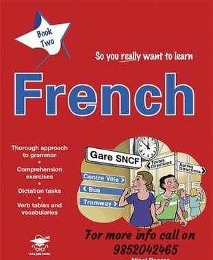 Learn foreign language  FRENCH  in very simple way..