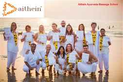Get Ayurveda Certification in India from Aithein Healing
