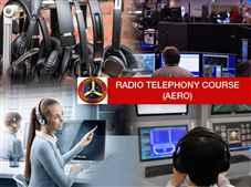 RADIO TELEPHONY COURSE  RTR AERO