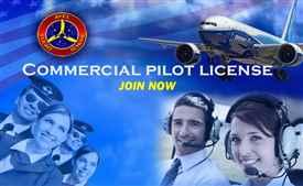 ALL INCLUSIVE COMMERCIAL PILOT LICENSE