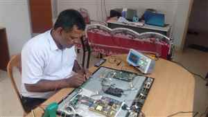 LED TV and LCD TV Repair Course Training