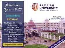 Ramaiah Institute of Technology Admission MSRIT collegeadmissioncare.com
